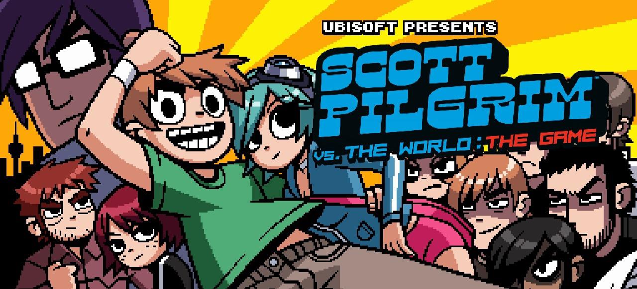 Scott Pilgrim vs. The World: Das Spiel (Prügeln & Kämpfen) von Ubisoft