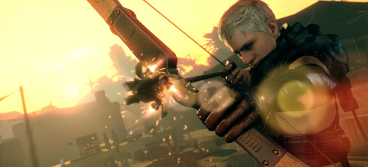 Metal Gear Survive (Action) von Konami