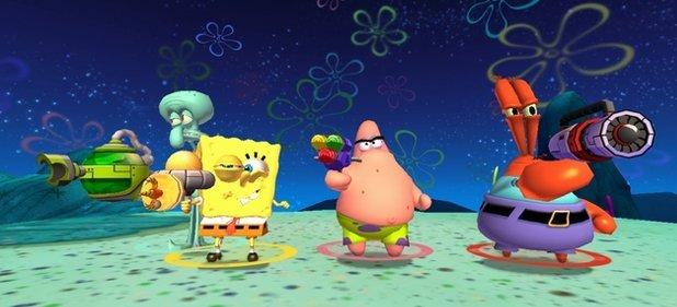 SpongeBob SquarePants: Plankton's Robotic Revenge (Action) von Activision