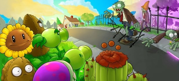 Plants vs. Zombies (Taktik & Strategie) von PopCap Games