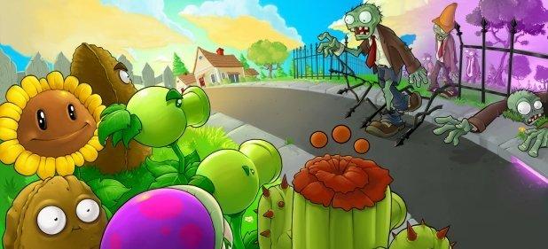 Plants vs. Zombies (Strategie) von PopCap Games