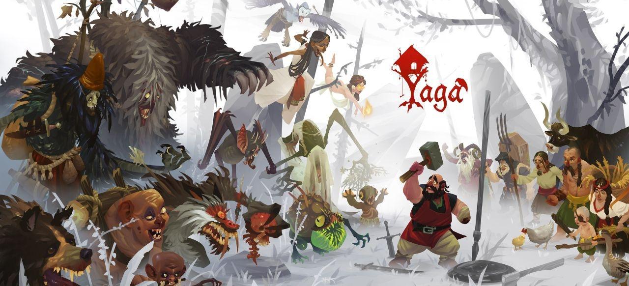 Yaga (Rollenspiel) von Versus Evil