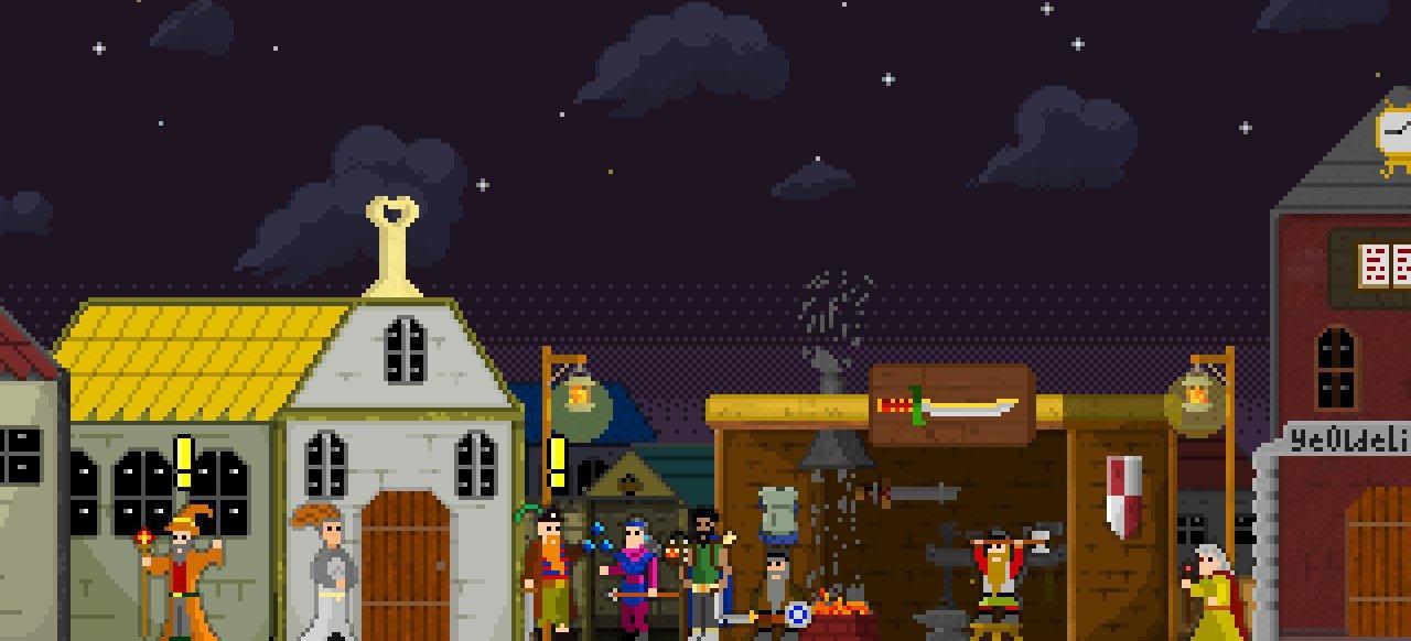 Pixel Heroes: Byte & Magic (Rollenspiel) von Headup Games