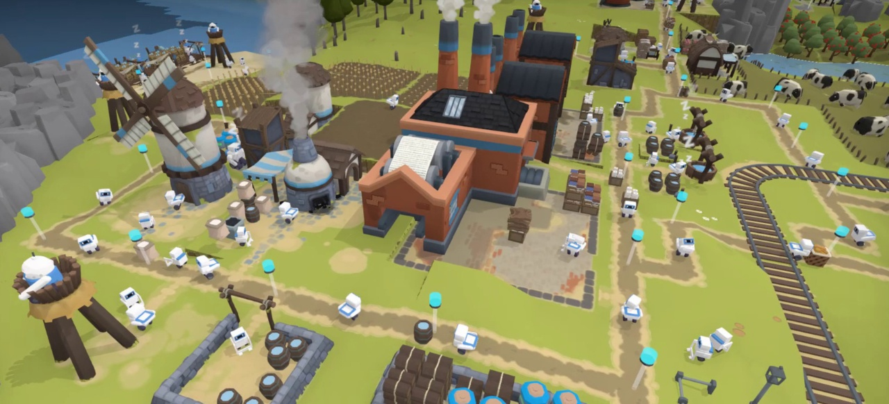 The Colonists (Strategie) von Mode 7