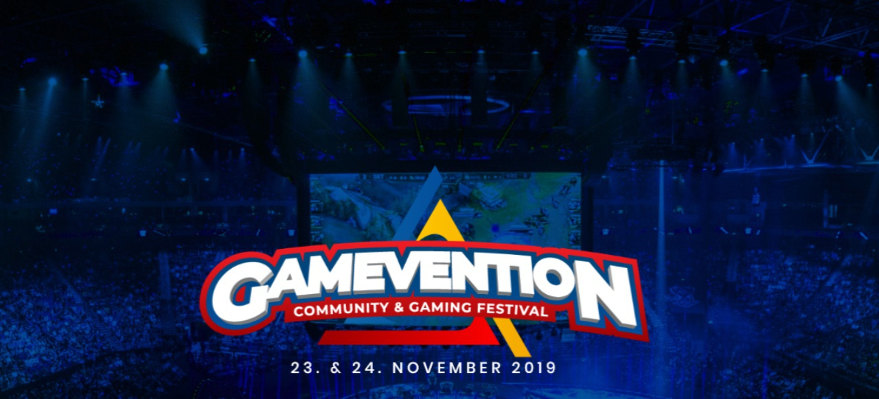 GAMEVENTION (Messen) von WELOVEESPORTS GmbH