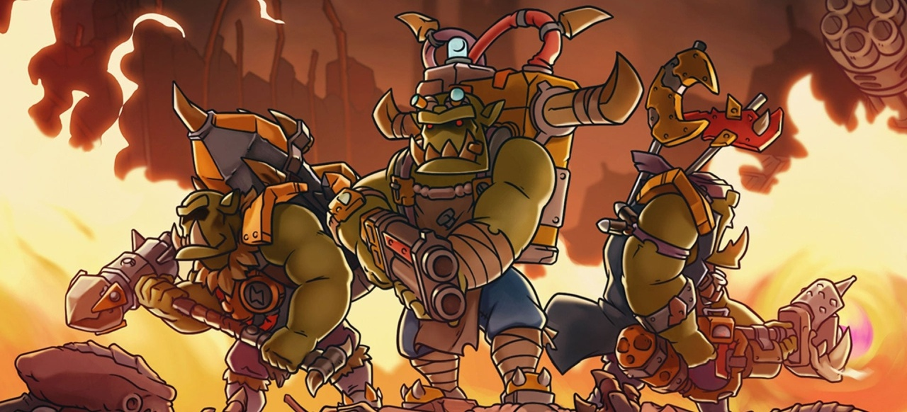Warhammer 40.000: Shootas, Blood & Teef (Plattformer) von Rogueside