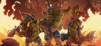 "Warhammer 40.000: Shootas, Blood & Teef: Run-&-Gun-Action der ""Guns, Gore & Cannoli""-Macher angekündigt"