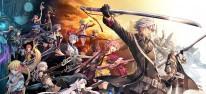 The Legend of Heroes: Trails of Cold Steel 4: Story-Trailer zeigt die Helden der Class VII