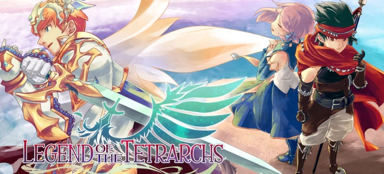Legend of the Tetrarchs (Rollenspiel) von Kemco