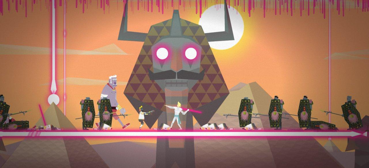 Lichtspeer (Arcade-Action) von Crunching Koalas