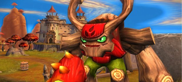 Skylanders: Giants (Action-Adventure) von Activision