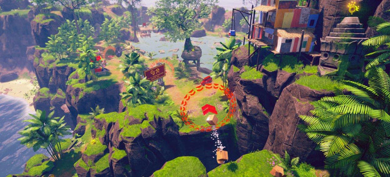 Unbox (Geschicklichkeit) von Prospect Games / Merge Games