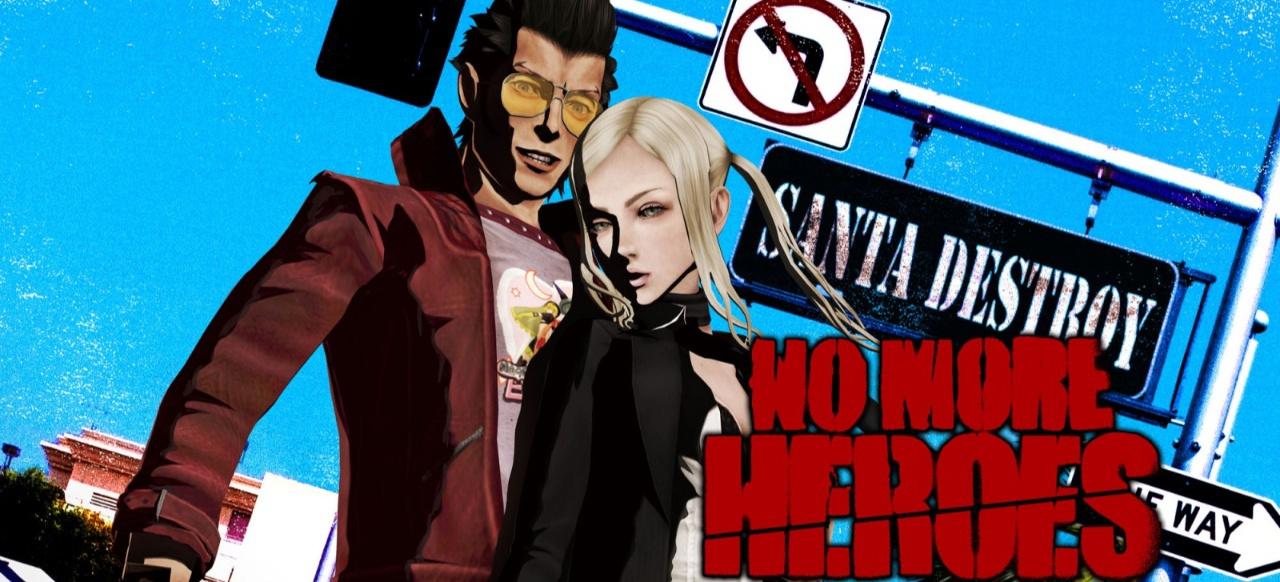 No More Heroes (Action-Adventure) von Eidos / XSEED Games