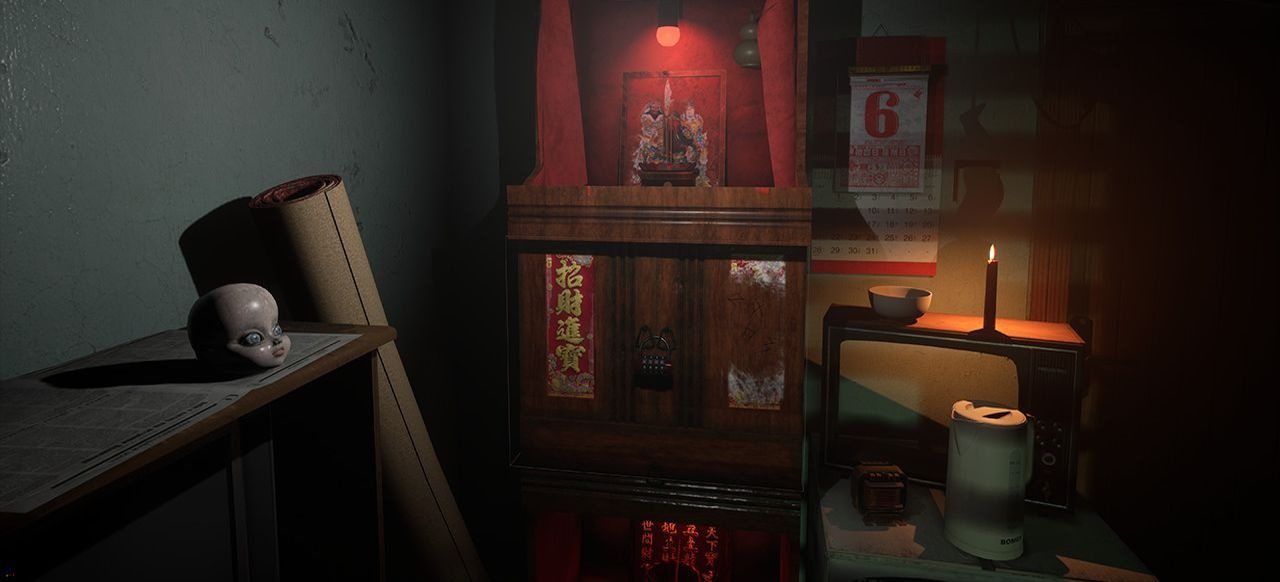 Paranormal HK (Action-Adventure) von Ghost Pie Studio / GameraGame