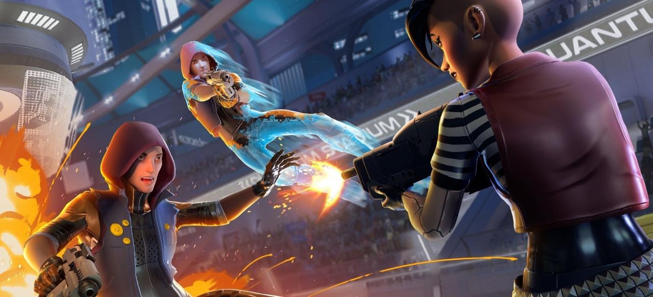 Quantum League (Shooter) von Nimble Giant Entertainment