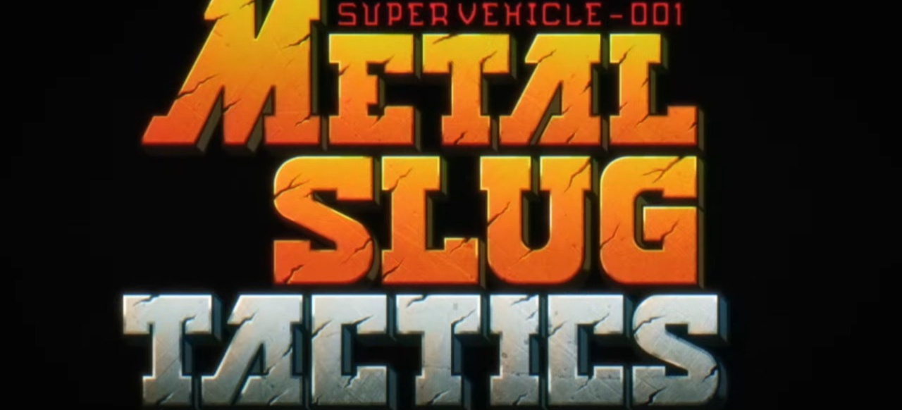 Metal Slug Tactics (Taktik & Strategie) von SNK