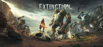 Extinction:  Hintergründe zur Geschiche der Ork-Schnetzelei im Video