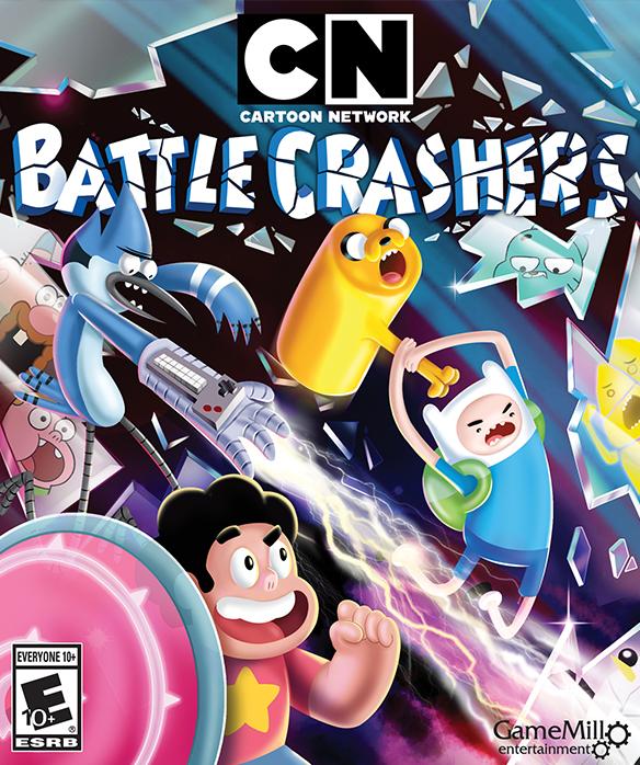 Alle Infos zu Cartoon Network: Battle Crashers (3DS,PlayStation4,XboxOne)