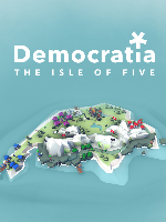 Alle Infos zu Democratia - The Isle of Five (Android,iPad,iPhone)