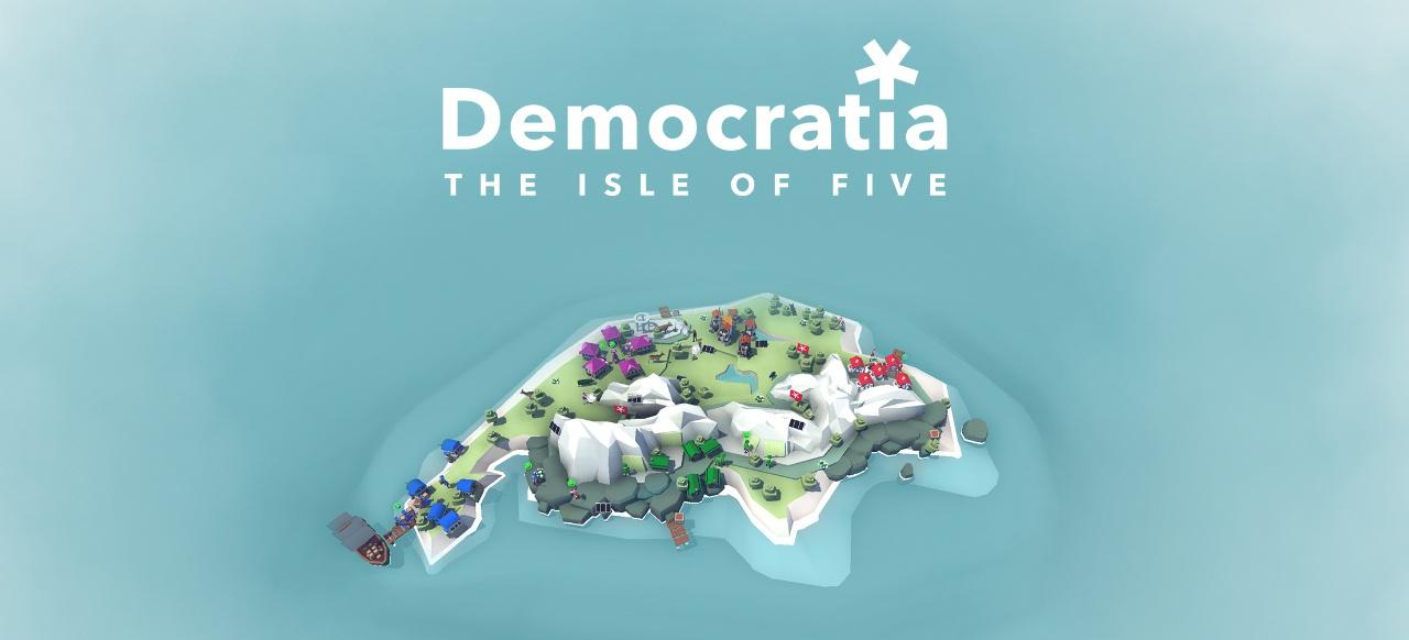 Democratia - The Isle of Five () von