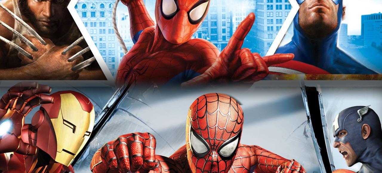Marvel: Ultimate Alliance Bundle (Rollenspiel) von Activision
