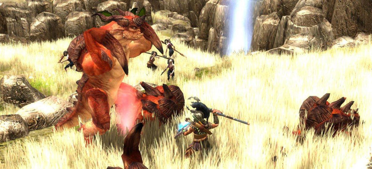 Titan Quest: Immortal Throne (Rollenspiel) von Nordic Games (vorher THQ)