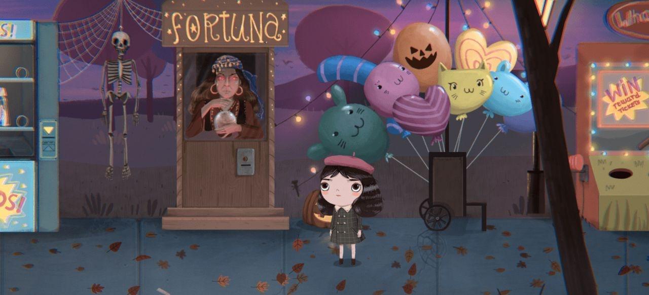 Little Misfortune (Adventure) von Killmonday Games