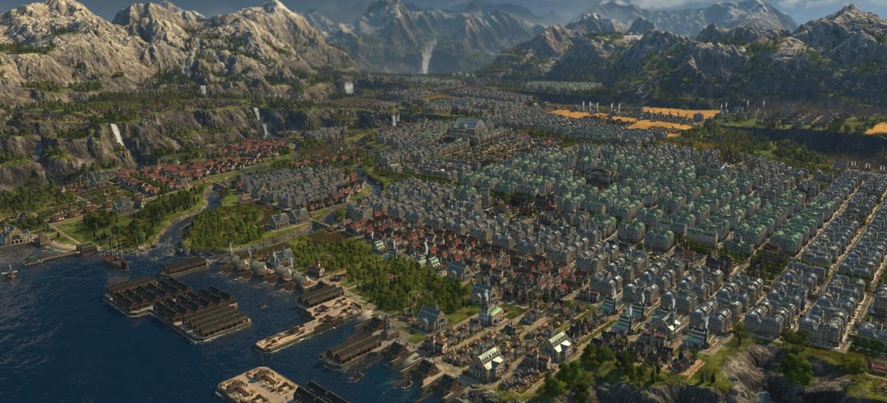 Anno 1800: Gesunkene Schätze (Strategie) von Ubisoft