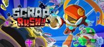 SCRAP RUSH!!: An Bomberman erinnernde Arcade-Action für PC und Switch im Anmarsch