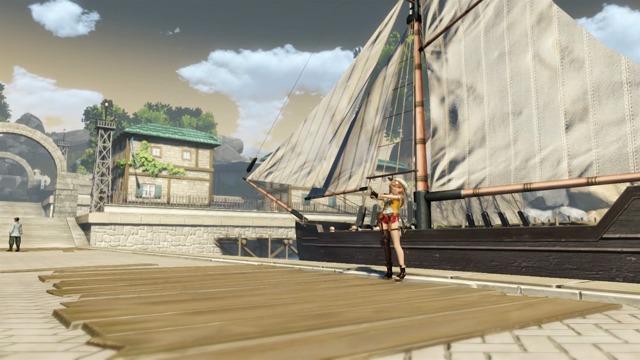 Der Einstieg auf der PS4
