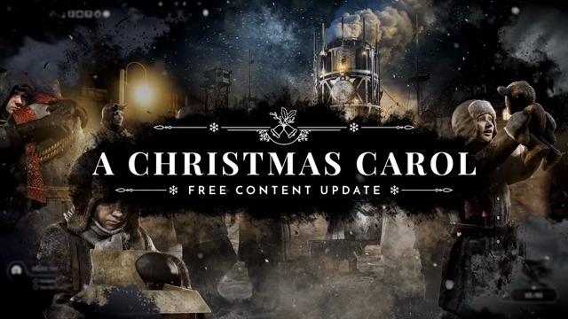 A Christmas Carol Update Trailer