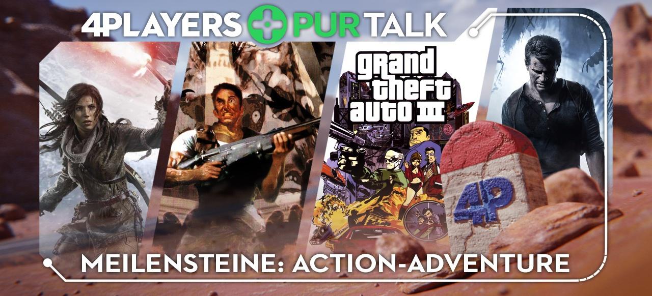 Meilensteine: Action-Adventure