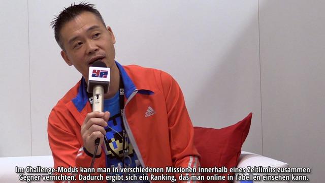 4Players-Interview mit Keiji Inafune