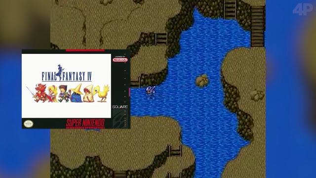 Im Wandel der Zeit: 30 Jahre Final Fantasy