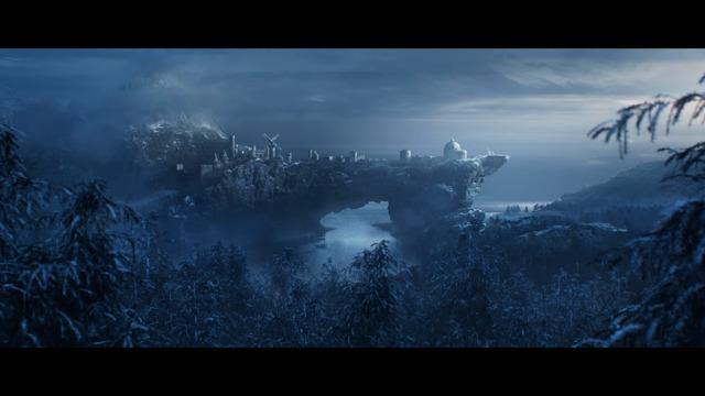 Das Schwarze Herz von Skyrim - Ankündigungs-Trailer