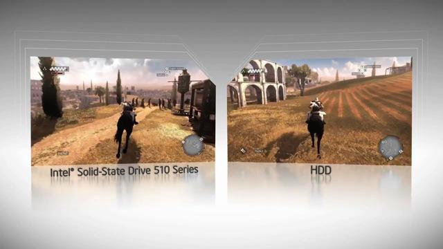 Intel SSD Tech-Demo