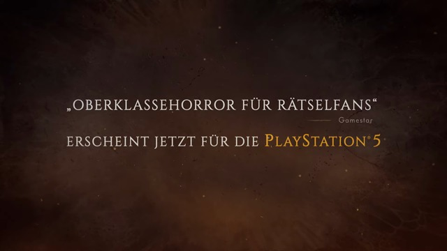 Ankündigungs-Trailer (PS5)