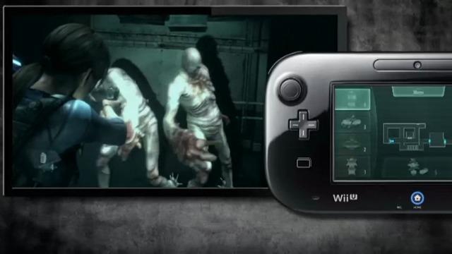 Wii U-Features