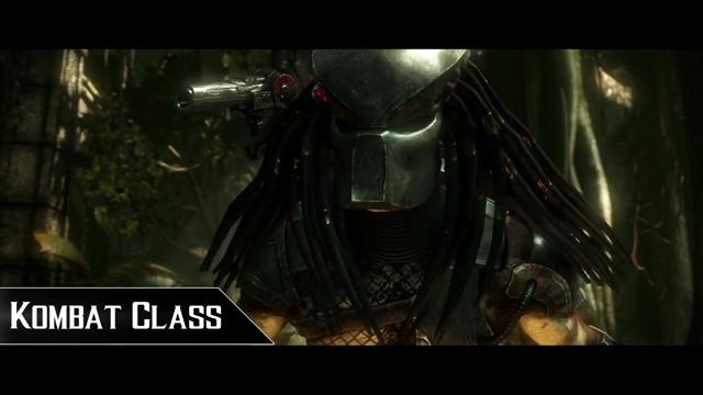 Predator-Kampf-Tutorial