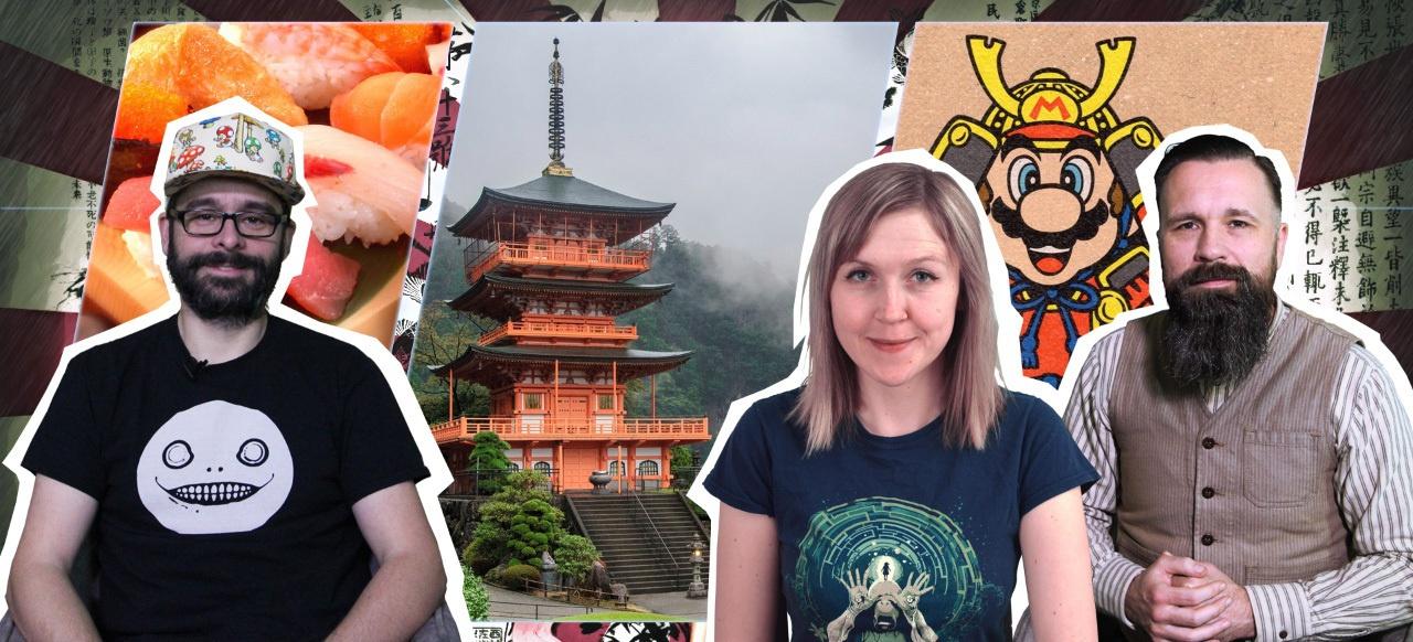Faszination Japan - Alice, Matthias und Jörg diskutieren über Shinto, Spiele & Co