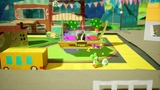 Yoshi's Crafted World: Video-Test