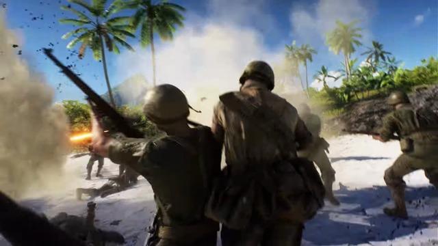 Pazifikkrieg - Trailer