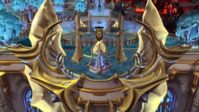 New Battleground: Infernal Shrines