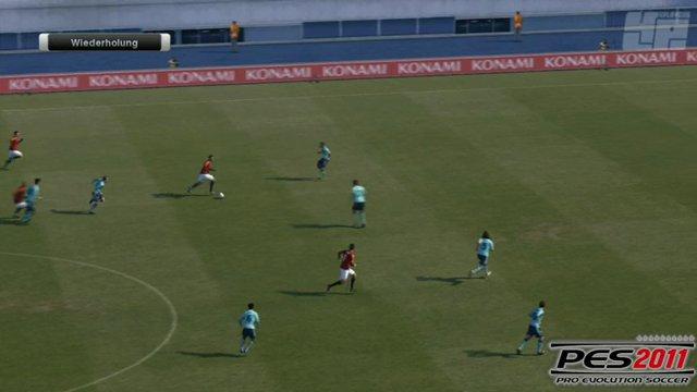 FIFA-PES-Vergleich - Offensiv-KI