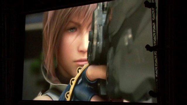 E3-Trailer 2008 (Square Pressekonferenz)