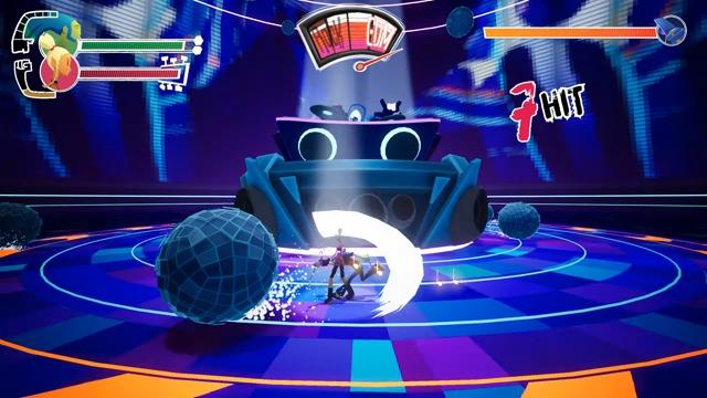 Beta-Spielszenen: Bunk Bed Junction vs. DJ Subatomic Super Nova