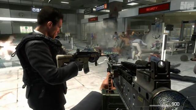 Call of Duty als Antikriegsspiel?