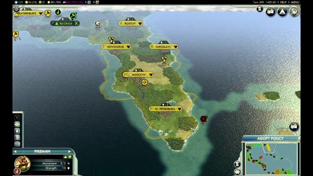 Explorer's Map-Pack