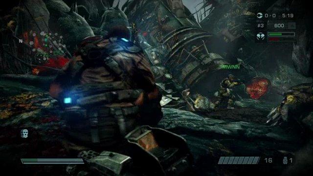 Multiplayer - Kaznan Jungle