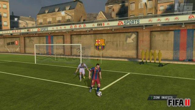 FIFA-PES-Vergleich - Dribblings